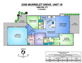 Photo 35: 19 2300 Murrelet Dr in : CV Comox (Town of) Row/Townhouse for sale (Comox Valley)  : MLS®# 884323