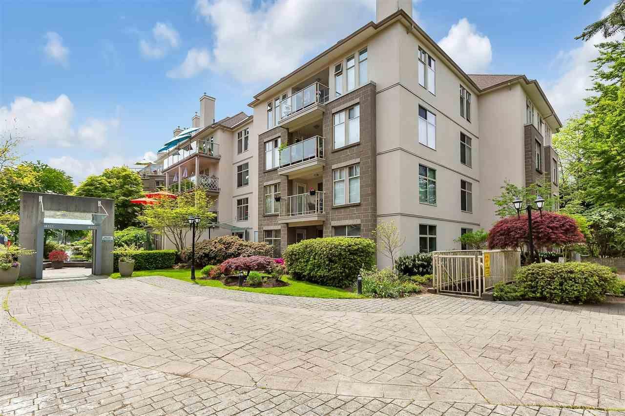 "Main Photo: 406 15340 19A Avenue in Surrey: King George Corridor Condo for sale in ""Stratford Gardens"" (South Surrey White Rock)  : MLS®# R2579128"
