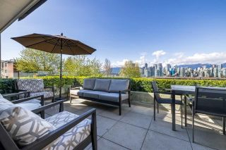 Photo 2: 101 977 W 8TH Avenue in Vancouver: Fairview VW Condo for sale (Vancouver West)  : MLS®# R2572790