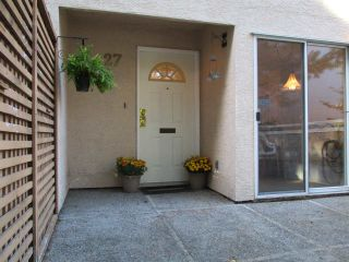 "Photo 2: 27 7311 MINORU Boulevard in Richmond: Brighouse South Townhouse for sale in ""PARC REGENT"" : MLS®# R2000662"