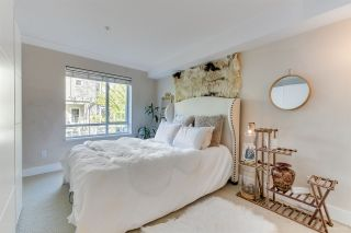 """Photo 15: 204 789 W 16TH Avenue in Vancouver: Fairview VW Condo for sale in """"Sixteen Willows"""" (Vancouver West)  : MLS®# R2569977"""