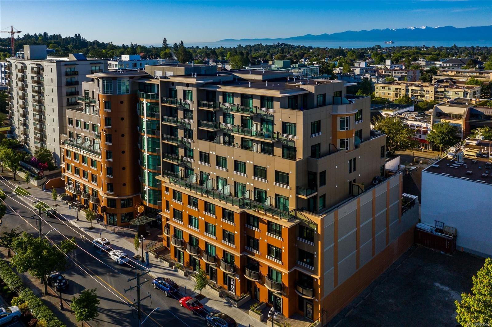 Main Photo: 810 1029 View St in : Vi Downtown Condo for sale (Victoria)  : MLS®# 883562