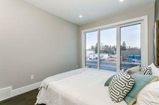 Photo 28: 9329 CONNORS Road in Edmonton: Zone 18 House Half Duplex for sale : MLS®# E4223706