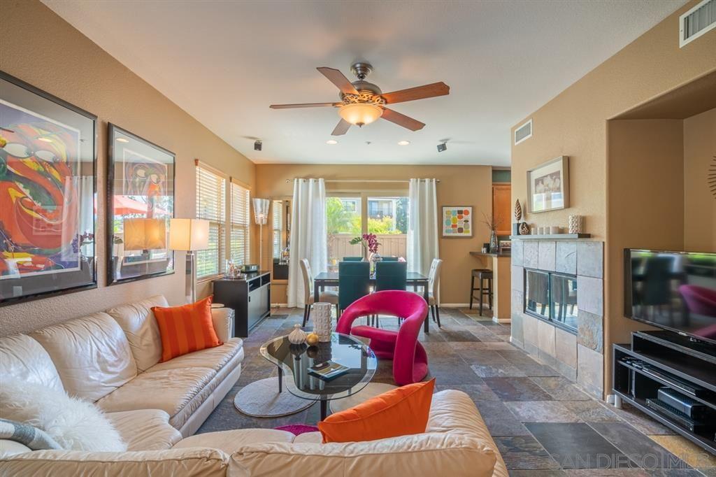 Main Photo: MISSION VALLEY Condo for sale : 2 bedrooms : 9223 Piatto Ln in San Diego