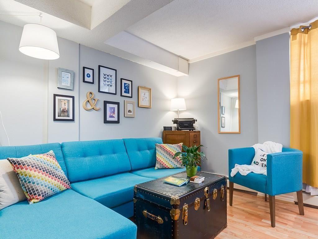 Main Photo: 101 1625 11 Avenue SW in Calgary: Sunalta Apartment for sale : MLS®# C4178105