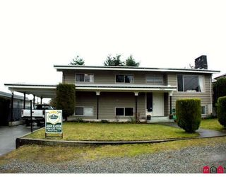 Photo 1: 2940 ROYAL Street in Abbotsford: Abbotsford West House for sale : MLS®# F2905827