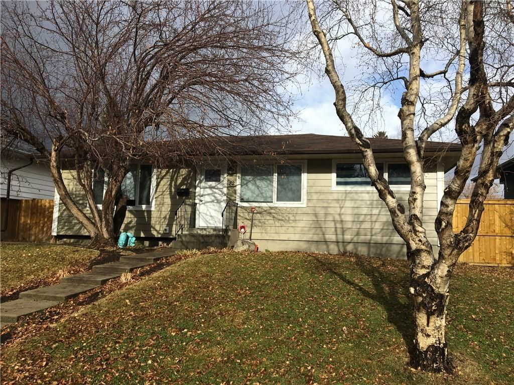 Main Photo: 82 FREDSON Drive SE in Calgary: Fairview Detached for sale : MLS®# C4272712
