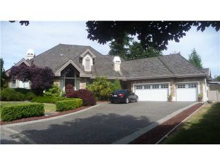 """Main Photo: 13327 23RD Avenue in Surrey: Elgin Chantrell House for sale in """"Chantrell Park"""" (South Surrey White Rock)  : MLS®# F1445606"""