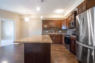 Photo 2: 409 10530 56 Avenue in Edmonton: Zone 15 Condo for sale : MLS®# E4224103