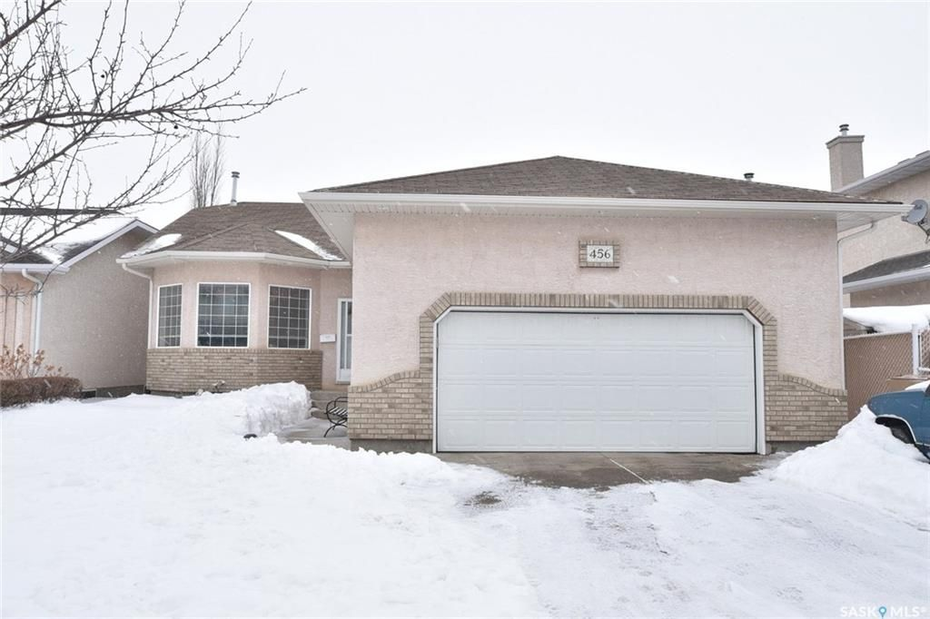 Main Photo: 456 Byars Bay North in Regina: Westhill RG Residential for sale : MLS®# SK723165