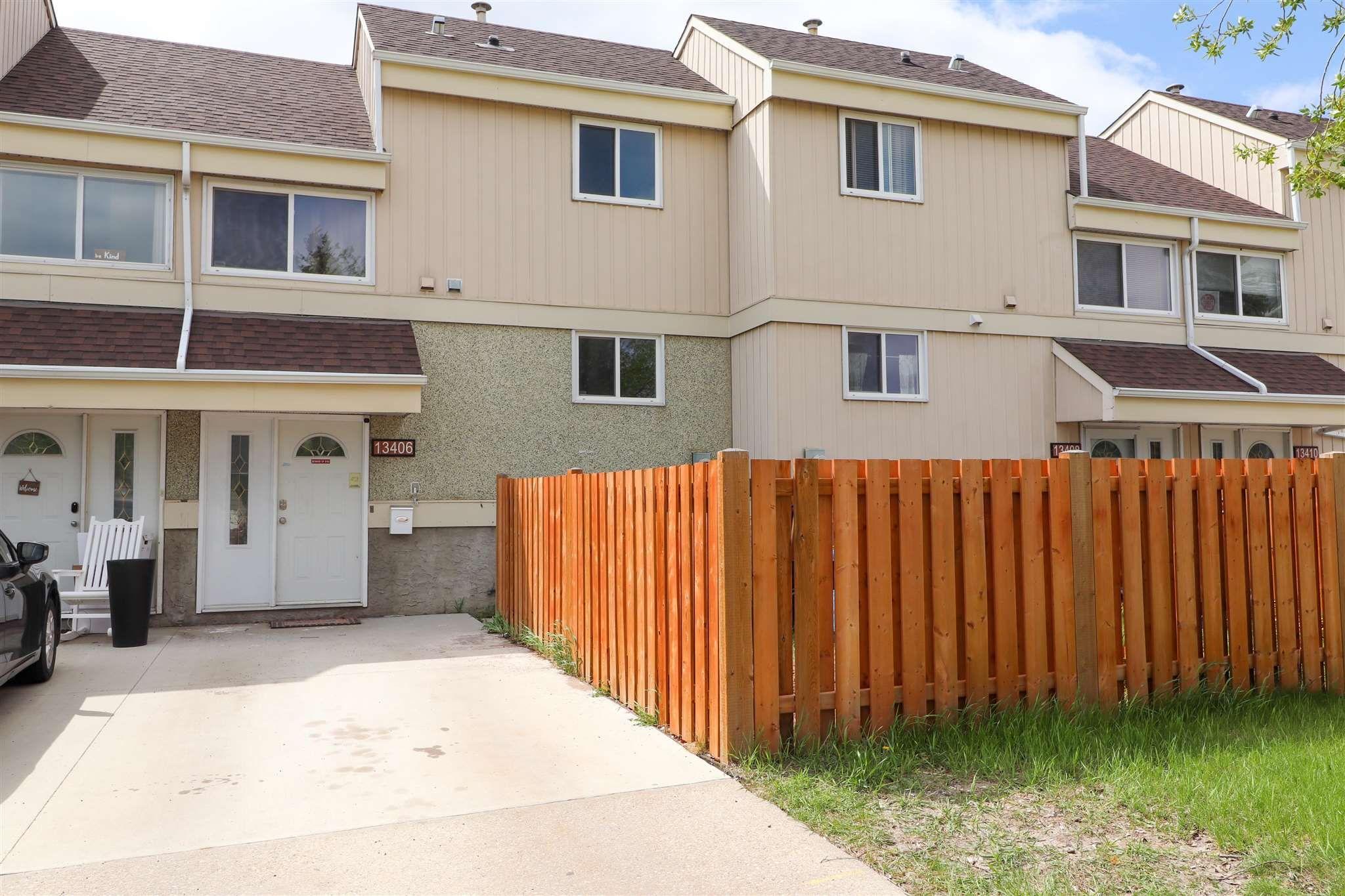 Main Photo: 13406 41 Street in Edmonton: Zone 35 Townhouse for sale : MLS®# E4248400