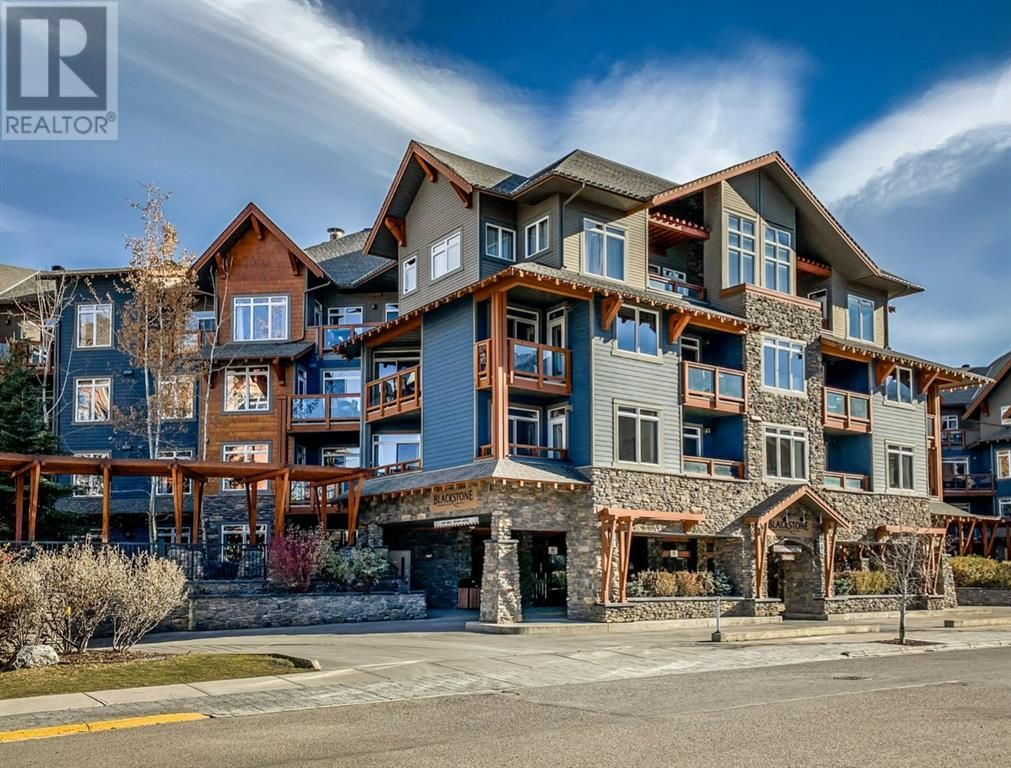 Main Photo: 407, 170 Kananaskis Way in Canmore: Condo for sale : MLS®# A1096441
