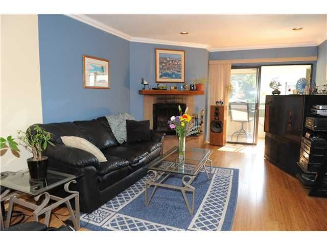 Main Photo: HILLCREST Condo for sale : 2 bedrooms : 917 Torrance Street #19 in San Diego