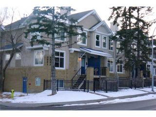 Photo 1: 10 2001 34 Avenue SW in Calgary: Altadore_River Park Townhouse for sale : MLS®# C3545737