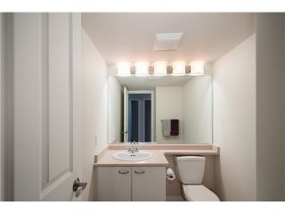 """Photo 13: 207 4425 HALIFAX Street in Burnaby: Brentwood Park Condo for sale in """"POLARIS"""" (Burnaby North)  : MLS®# V1078768"""