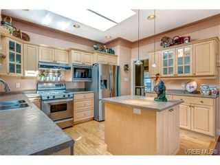 Photo 3: NORTH SAANICH REAL ESTATE For Sale SOLD With Ann Watley = DEAN PARK LUXURY HOME