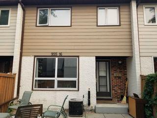 Photo 1: 16 955 Summerside Avenue in Winnipeg: Townhouse for sale