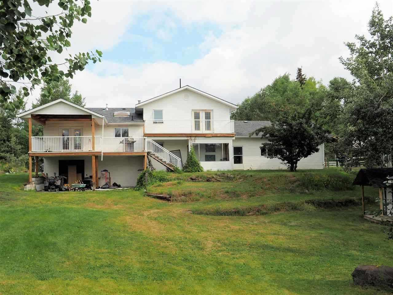 Main Photo: 5582 LAKESIDE Court: 103 Mile House House for sale (100 Mile House (Zone 10))  : MLS®# R2424437