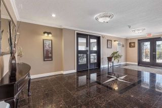 """Photo 5: A315 33755 7 Avenue in Mission: Mission BC Condo for sale in """"The Mews"""" : MLS®# R2591657"""
