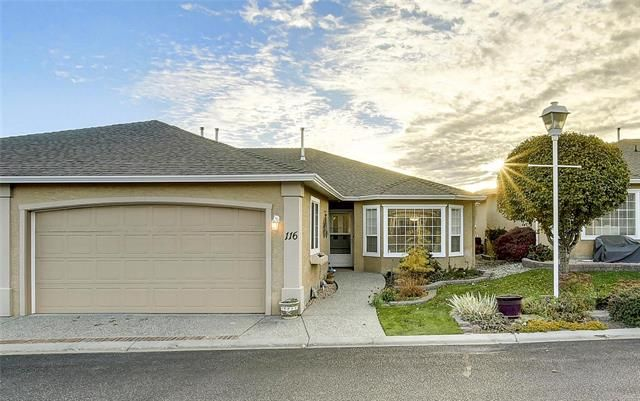 Main Photo: 116 2250 Louie Drive in West Kelowna: WEC - West Bank Centre House for sale : MLS®# 10194508