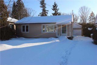 Photo 1: 495 North Street in Brock: Beaverton House (Bungalow) for sale : MLS®# N3714164