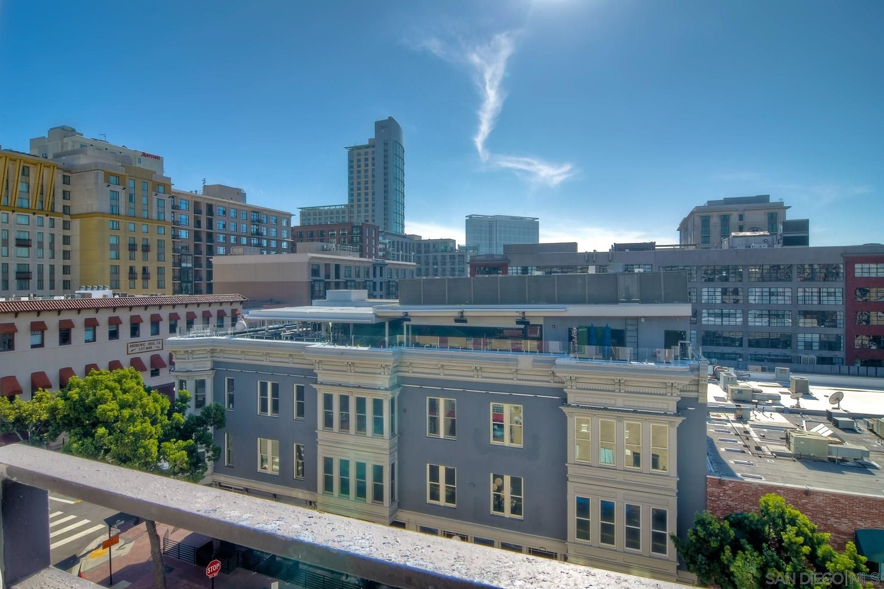 Main Photo: Condo for sale : 1 bedrooms : 450 j st #6191 in San Diego
