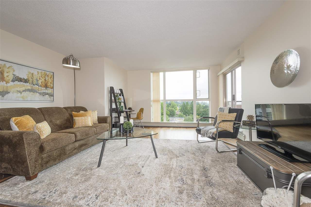 Main Photo: 1206 612 FIFTH AVENUE in New Westminster: Uptown NW Condo for sale : MLS®# R2514010