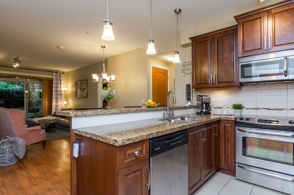 """Photo 16: Photos: 155 8328 207A Street in Langley: Willoughby Heights Condo for sale in """"YORKSON CREEK"""" : MLS®# R2201226"""