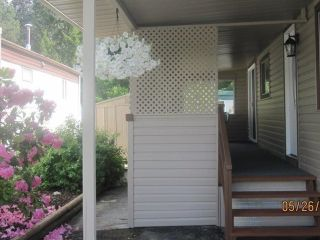 "Photo 2: 307 201 CAYER Street in Coquitlam: Maillardville Manufactured Home  in ""WILDWOOD PARK"" : MLS®# V1068018"