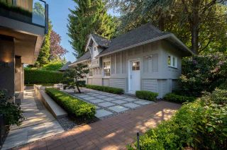 """Photo 33: 3633 SELKIRK Street in Vancouver: Shaughnessy House for sale in """"The Shrum Residences"""" (Vancouver West)  : MLS®# R2593033"""