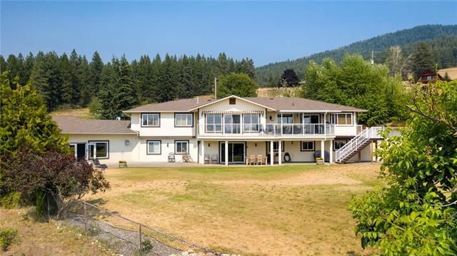 Main Photo: 5965 Lytton Road, in Vernon: Agriculture for sale : MLS®# 10236862