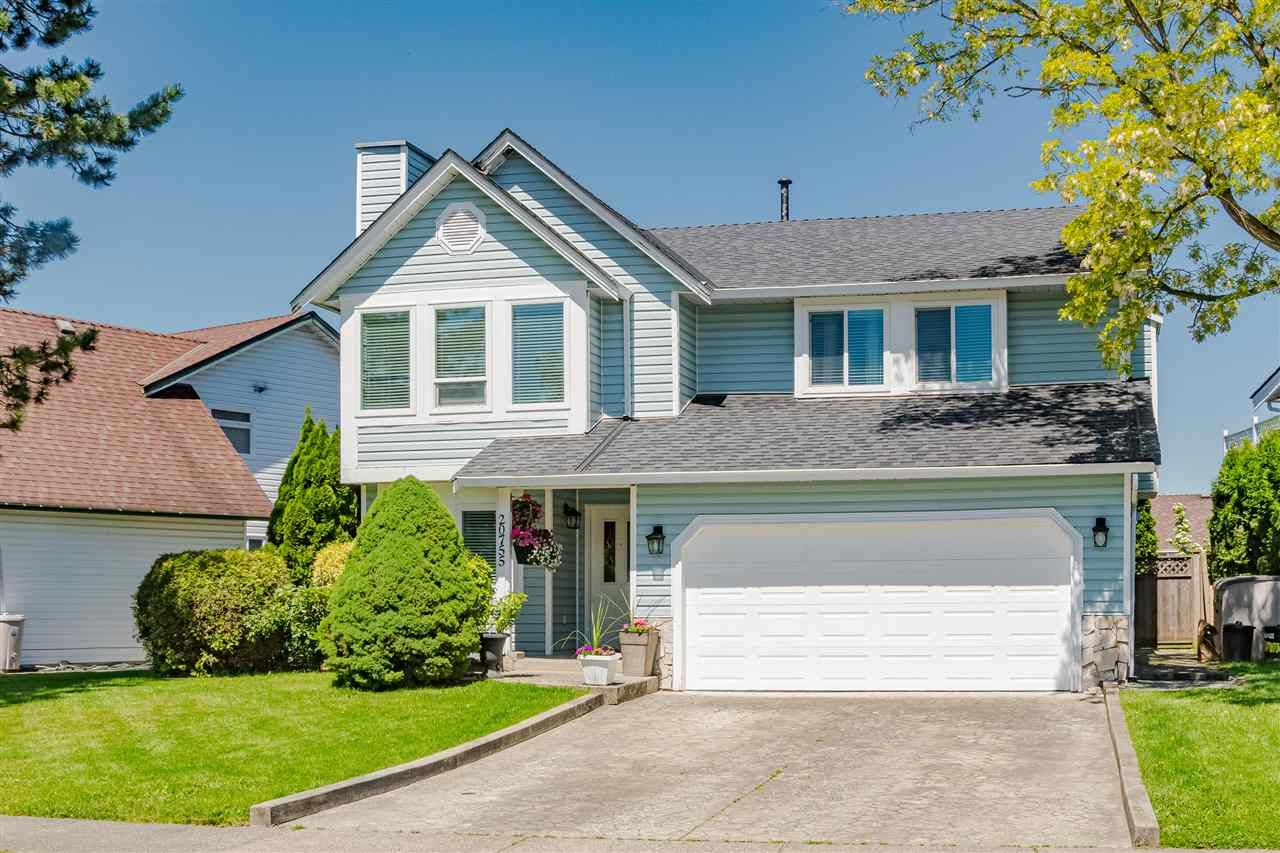 """Main Photo: 20755 50B Avenue in Langley: Langley City House for sale in """"Excelsior Estates"""" : MLS®# R2482483"""