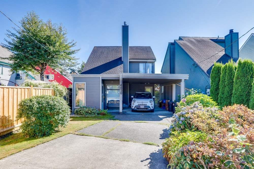 Main Photo: 4850 47A Avenue in Delta: Ladner Elementary House for sale (Ladner)  : MLS®# R2492098