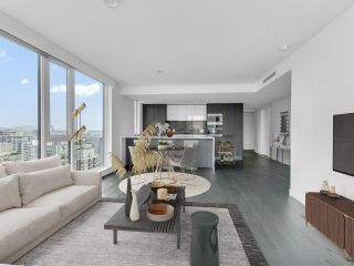 """Photo 4: 3002 1111 RICHARDS Street in Vancouver: Yaletown Condo for sale in """"8X On The Park"""" (Vancouver West)  : MLS®# R2610425"""