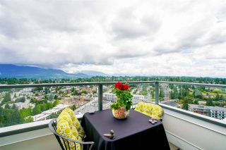 """Main Photo: 2903 570 EMERSON Street in Coquitlam: Coquitlam West Condo for sale in """"UPTOWN II"""" : MLS®# R2591904"""