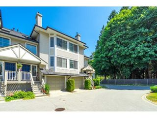 """Photo 1: 32 7640 BLOTT Street in Mission: Mission BC Townhouse for sale in """"Amber Lea"""" : MLS®# R2598322"""