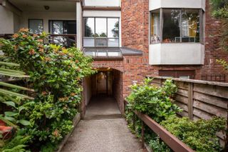 """Main Photo: 203 1775 W 10TH Avenue in Vancouver: Fairview VW Condo for sale in """"STANFORD COURT"""" (Vancouver West)  : MLS®# R2594560"""