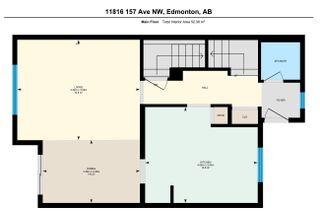 Photo 5: 11816 157 Avenue in Edmonton: Zone 27 House Half Duplex for sale : MLS®# E4245455