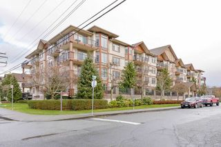 "Photo 1: 202 45615 BRETT Avenue in Chilliwack: Chilliwack W Young-Well Condo for sale in ""THE REGENT"" : MLS®# R2541945"