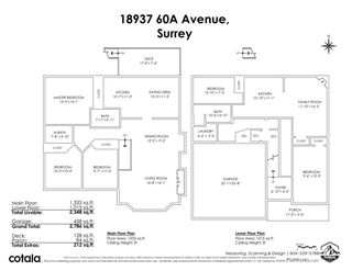 Photo 35: 18937 60A Avenue in Surrey: Cloverdale BC House for sale (Cloverdale)  : MLS®# R2573894