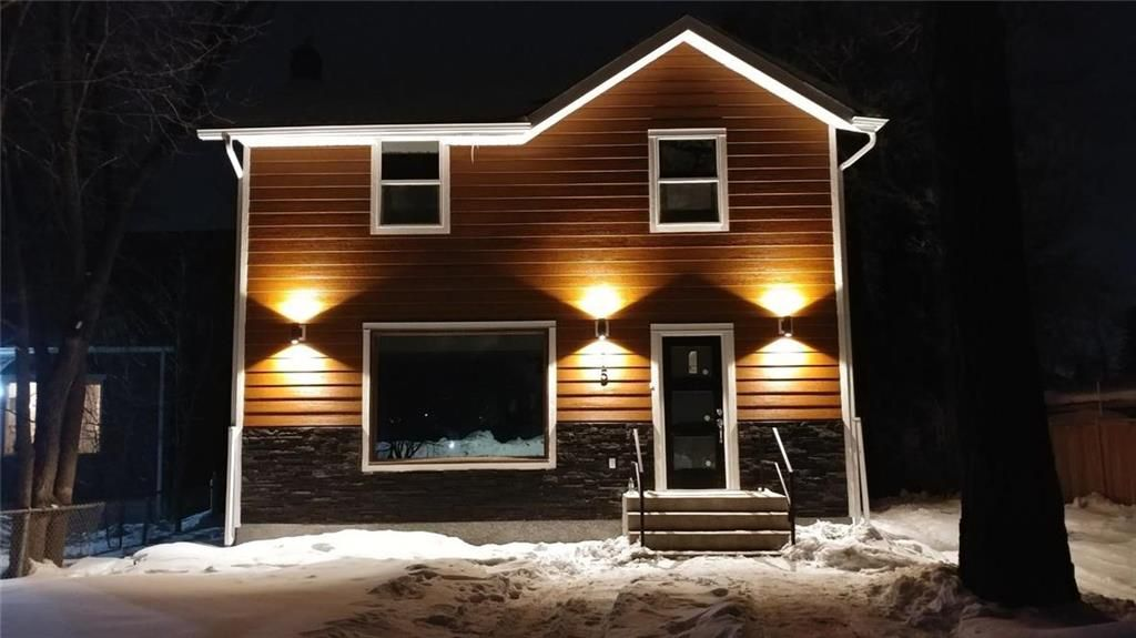 Main Photo: 615 Churchill Drive in Winnipeg: Riverview Residential for sale (1A)  : MLS®# 202101222