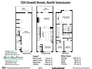 "Photo 18: 754 ORWELL Street in North Vancouver: Lynnmour Townhouse for sale in ""WEDGEWOOD"" : MLS®# V1120850"