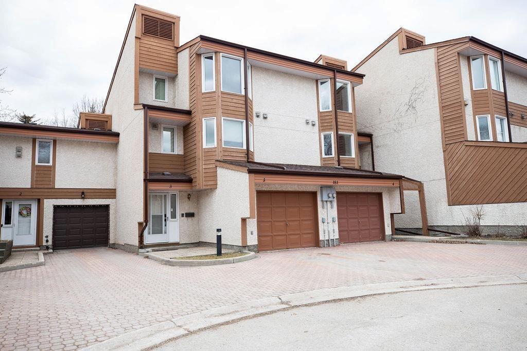 Main Photo: 3 183 Hamilton Avenue in Winnipeg: Heritage Park Condominium for sale (5H)  : MLS®# 202009301