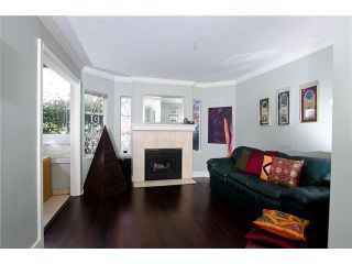 Photo 3: 102 1280 NICOLA Street in Vancouver: West End VW Condo for sale (Vancouver West)  : MLS®# V975363