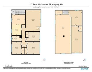 Photo 28: 127 Ferncliff Crescent SE in Calgary: Fairview Detached for sale : MLS®# A1088443