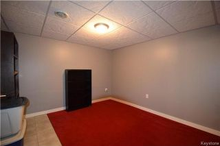 Photo 16: 96 Farlinger Bay in Winnipeg: Parkway Village Residential for sale (4F)  : MLS®# 1714137