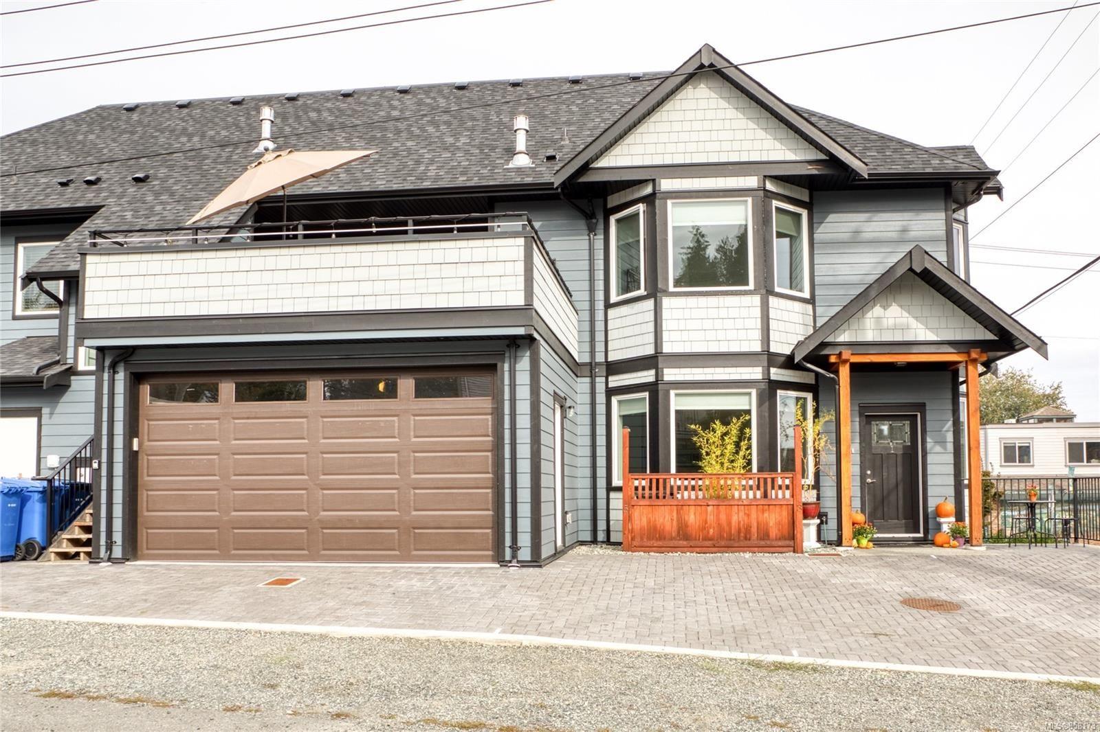Main Photo: 1 2886 Oak St in : Du Chemainus Condo for sale (Duncan)  : MLS®# 858173