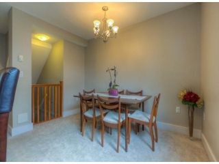"Photo 5: # 156 16177 83RD AV in Surrey: Fleetwood Tynehead Townhouse for sale in ""VERANDA II"" : MLS®# F1322882"