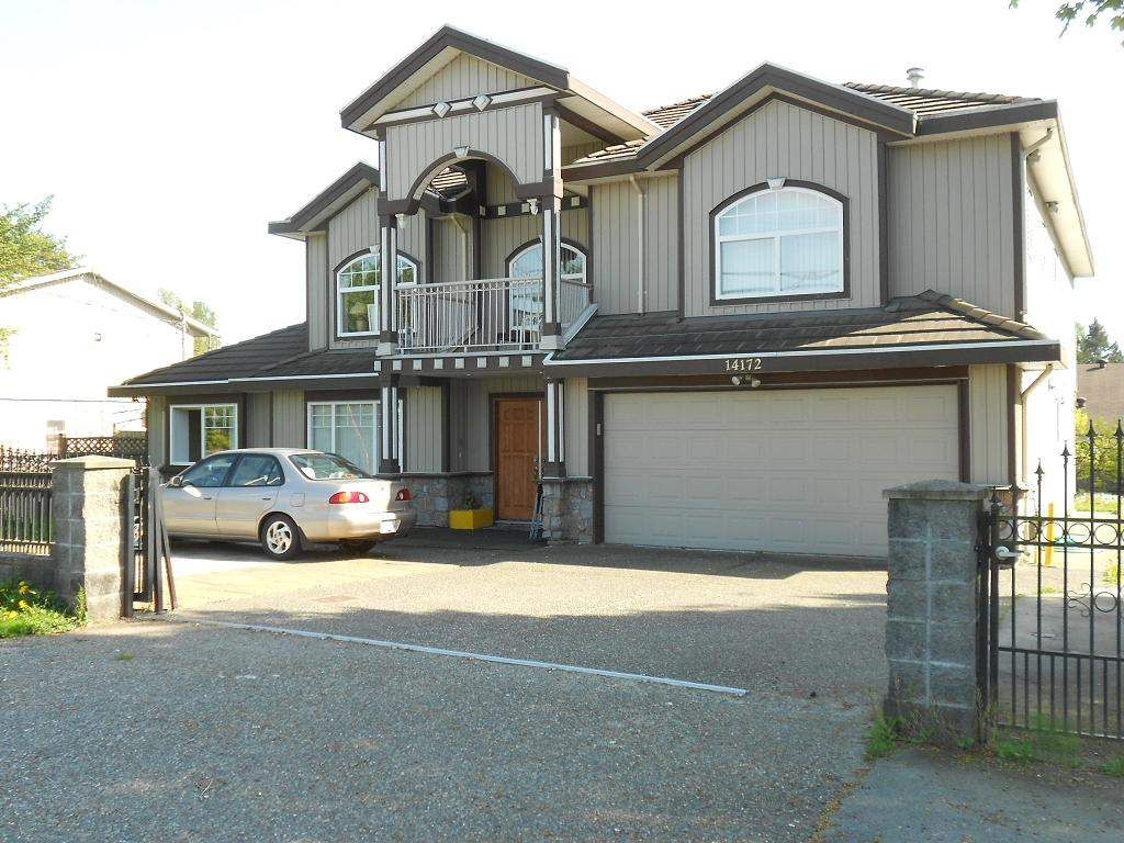 Main Photo: 14172 108 Avenue in Surrey: Whalley House for sale (North Surrey)  : MLS®# R2242497