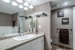 """Photo 15: 215 1200 EASTWOOD Street in Coquitlam: North Coquitlam Condo for sale in """"LAKESIDE TARRACE"""" : MLS®# R2186277"""